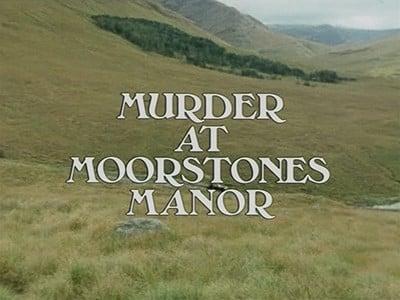 Ripping Yarns Season 1 :Episode 4  Murder at Moorstones Manor