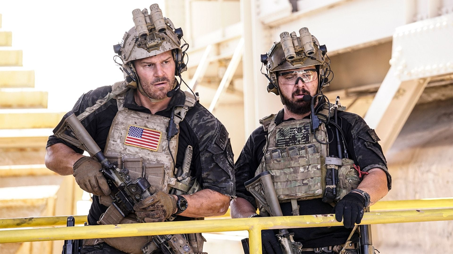 SEAL Team Season 2 :Episode 1  Fracture