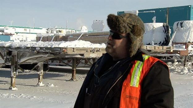 Ice Road Truckers Season 4 :Episode 2  The Polar Bear Returns