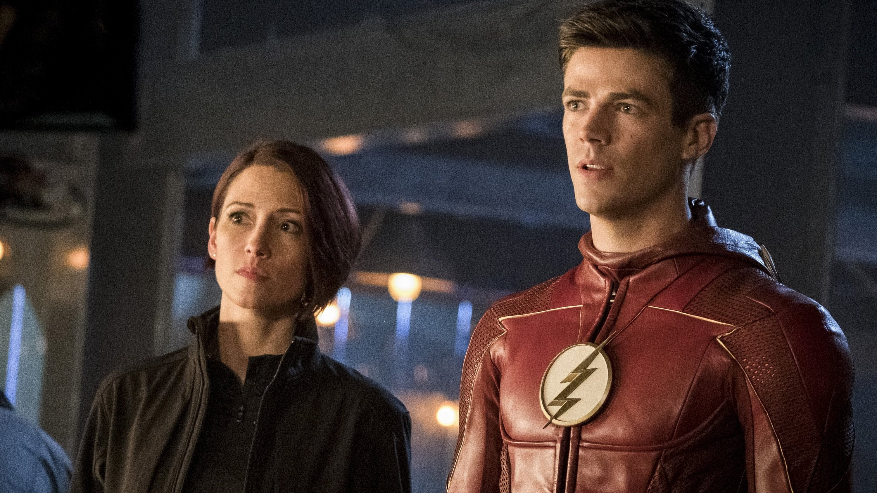 The Flash Season 4 :Episode 8  Krise auf Erde X