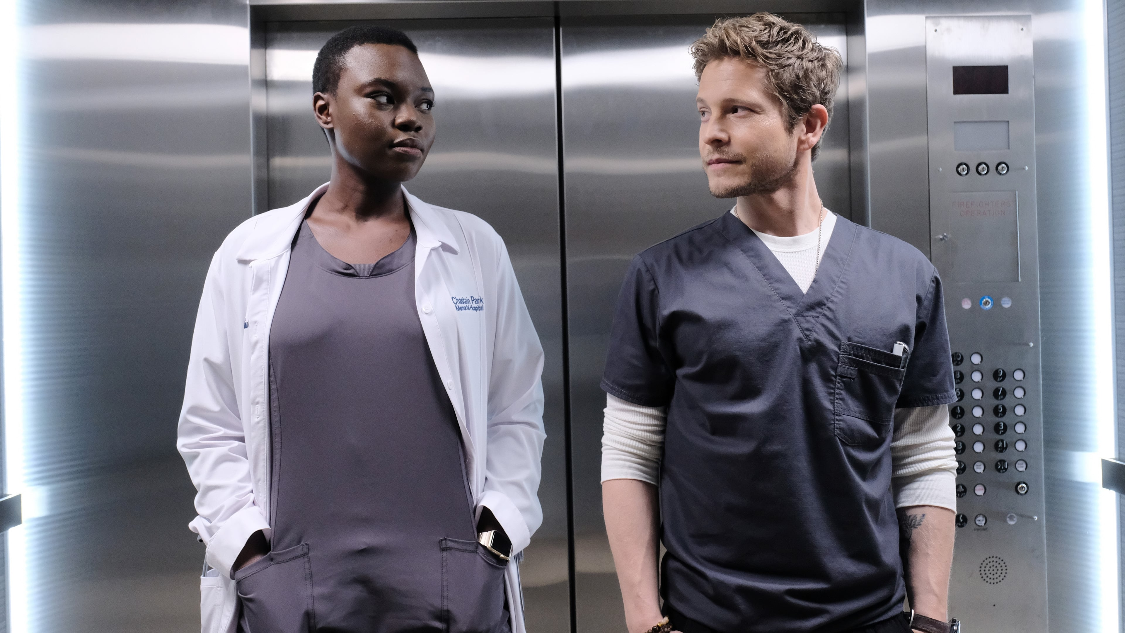 The Resident Season 1 :Episode 2  Independence Day