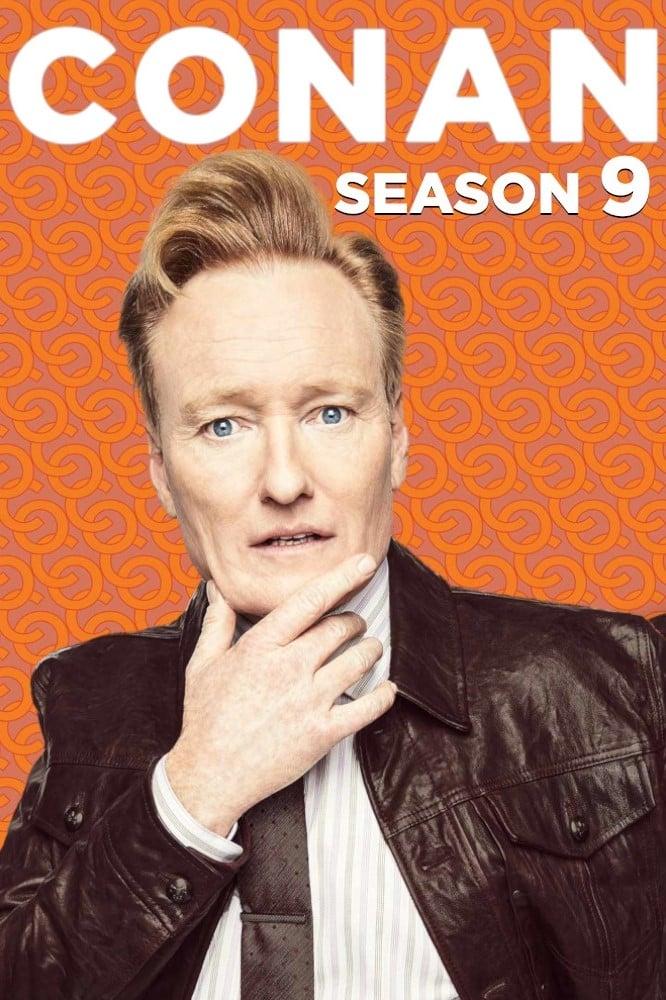 Conan Season 9
