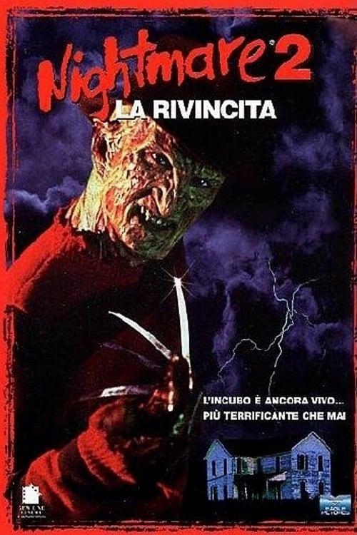 Poster and image movie Film Cosmar pe strada Ulmilor: Razbunarea lui Freddy - Un coșmar pe strada Elm, partea 2: Răzbunarea lui Freddy - A Nightmare on Elm Street Part 2: Freddy's Revenge - A Nightmare on Elm Street 2: Freddy's Revenge -  1985