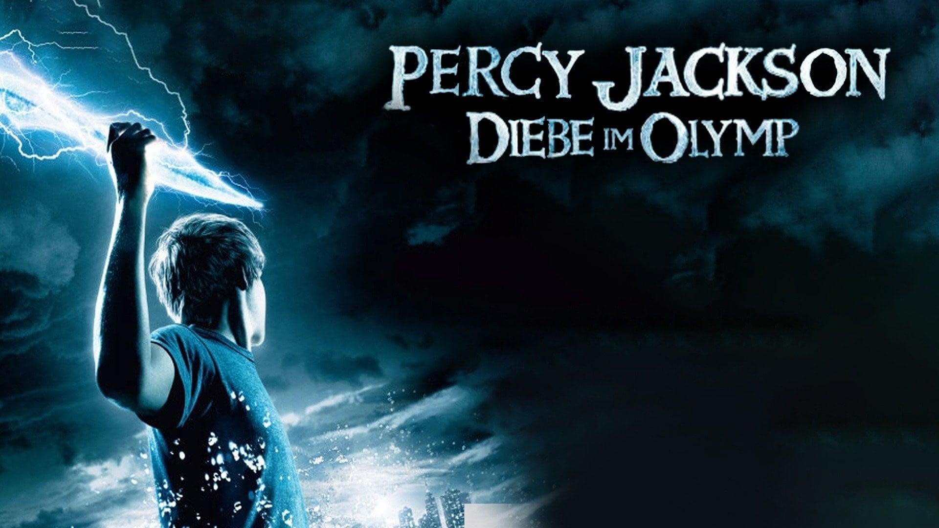 Percy Jackson & the Olympians: The Lightning Thief