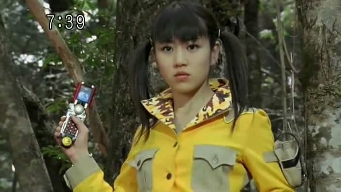 Super Sentai Season 30 :Episode 14  The Reviving Past