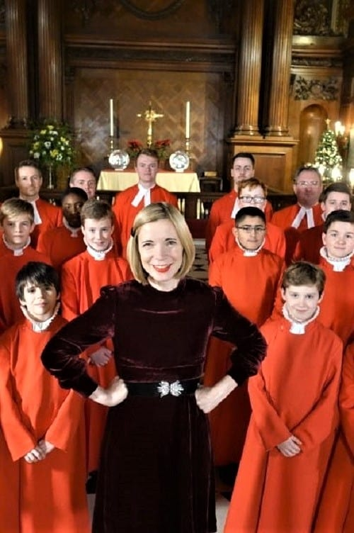 Lucy Worsley's Christmas Carol Odyssey (2019)