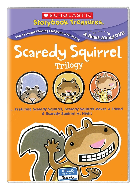 Ver Scaredy Squirrel Trilogy Online HD Español ()