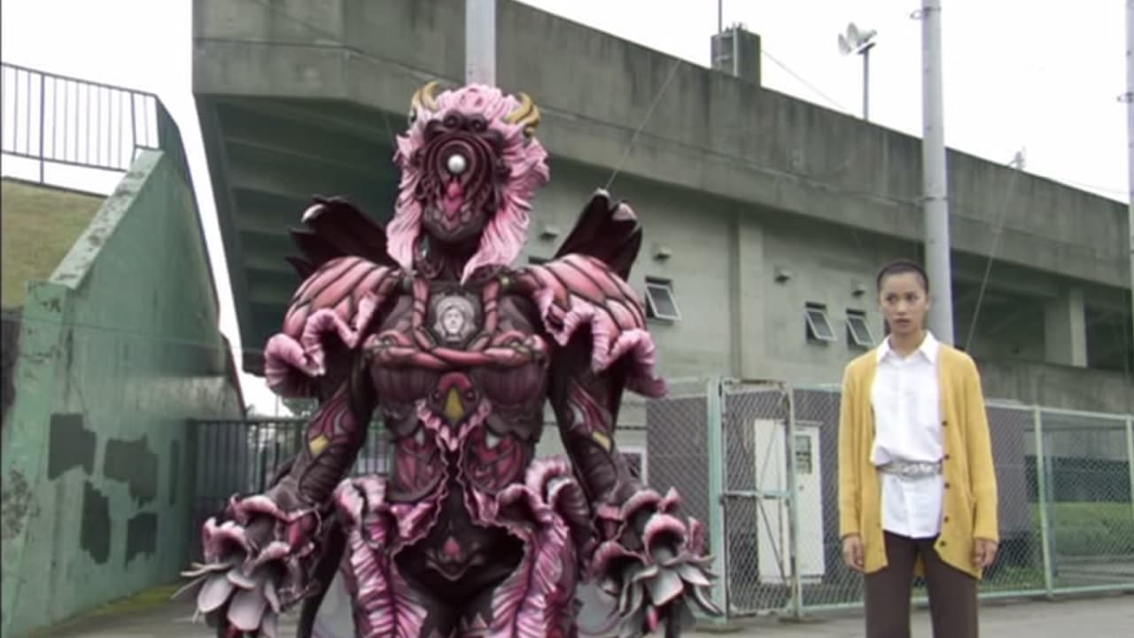 Kamen Rider Season 18 :Episode 39  Shout: Targeted Brother