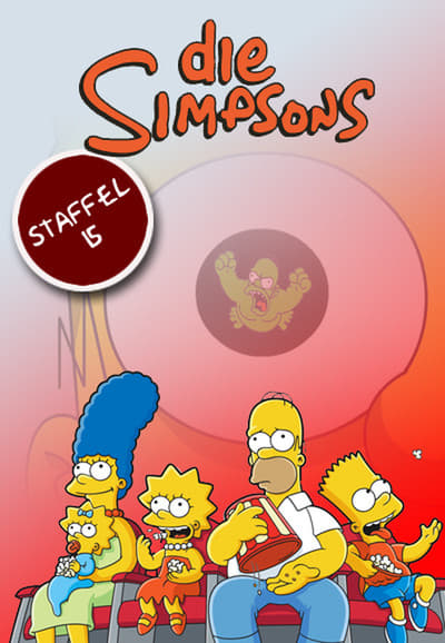 Die Simpsons Season 15