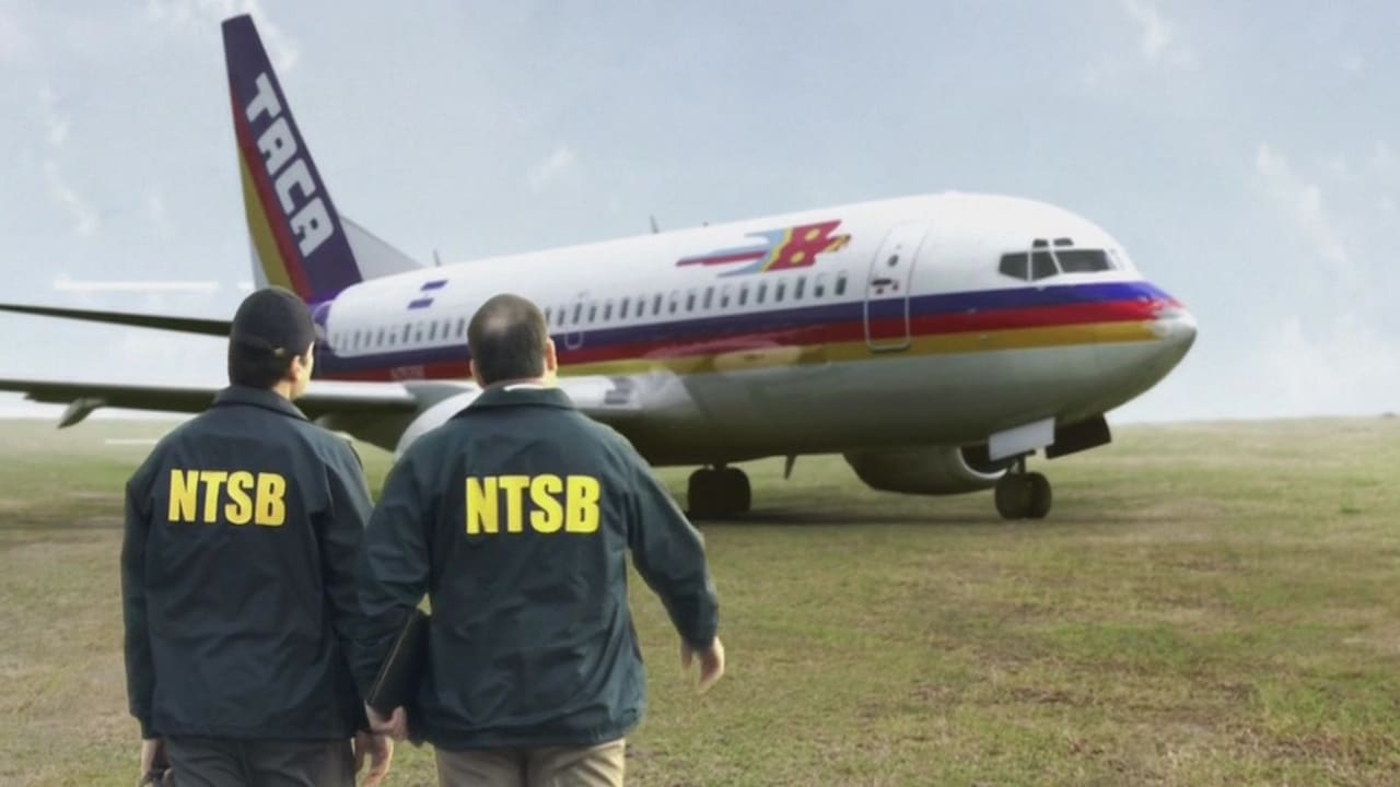Mayday Season 11 :Episode 11  Nowhere to Land (TACA Flight 110)
