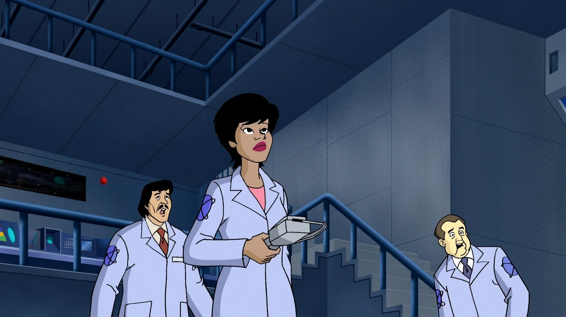 What's New, Scooby-Doo? Season 1 :Episode 3  Space Ape at the Cape