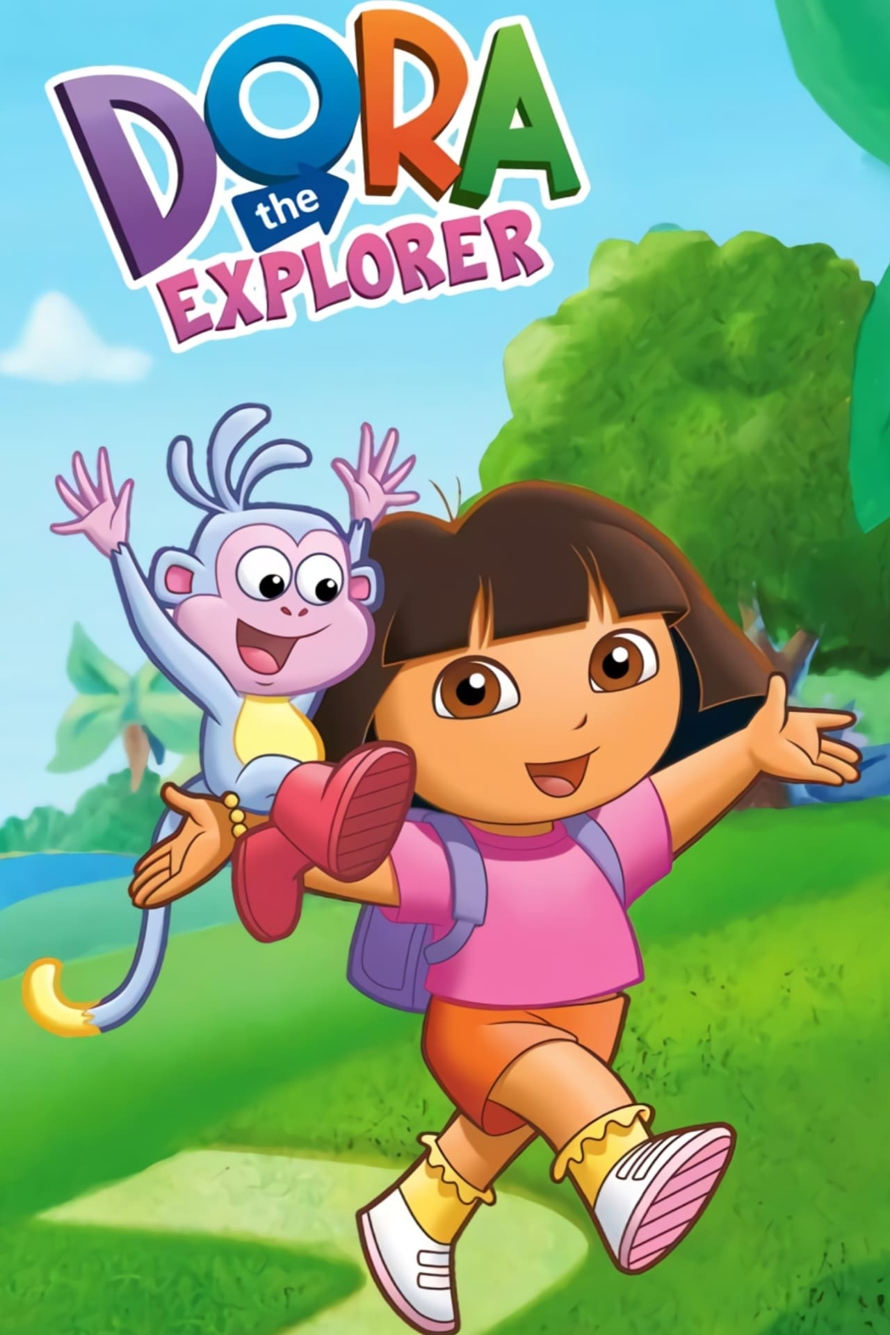 Dora the Explorer (2000)
