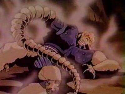 Inhumanoids Season 1 :Episode 12  The Masterson Team