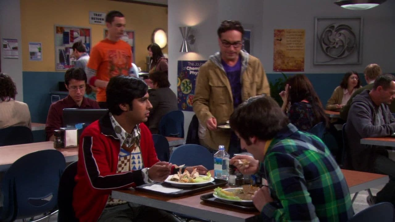 Watch The Big Bang Theory 4x6 Online For Free Rarbg