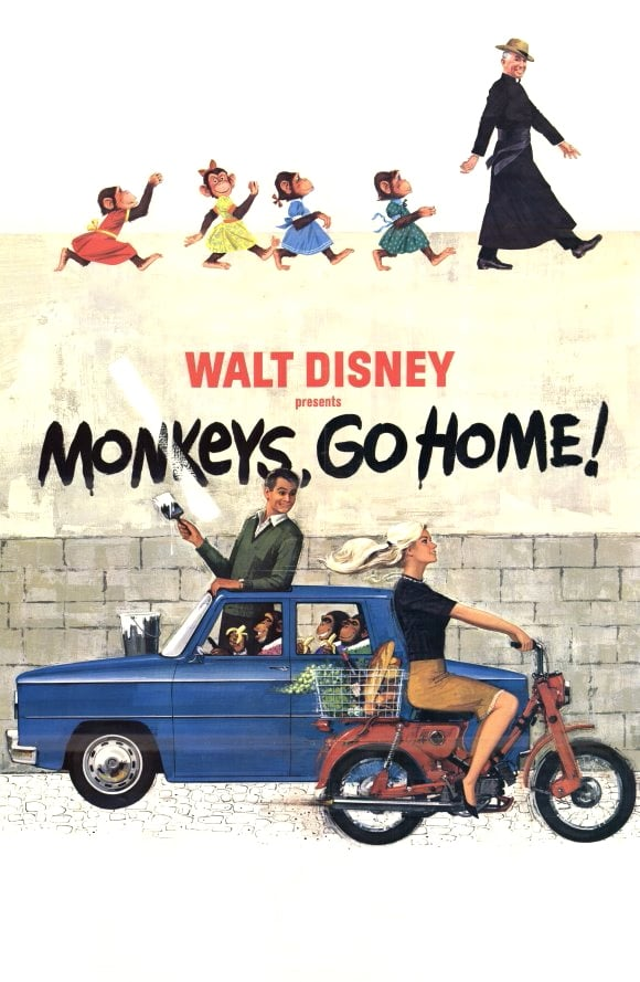 Monkeys, Go Home! (1967)