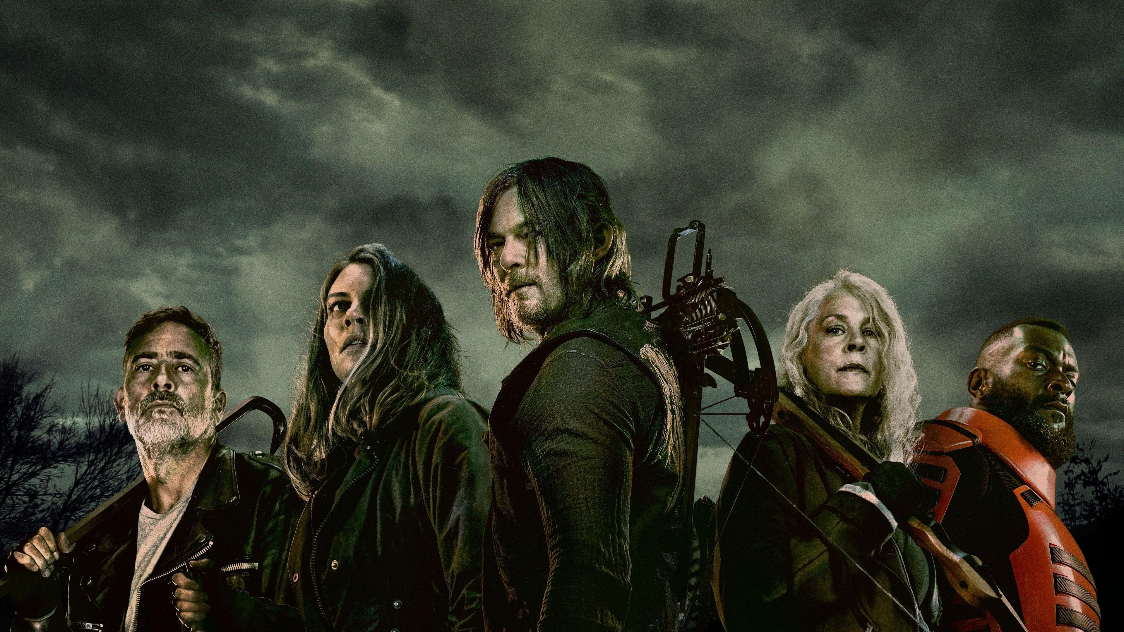 Elfde seizoen The Walking Dead binnenkort te zien bij FOX en Disney+