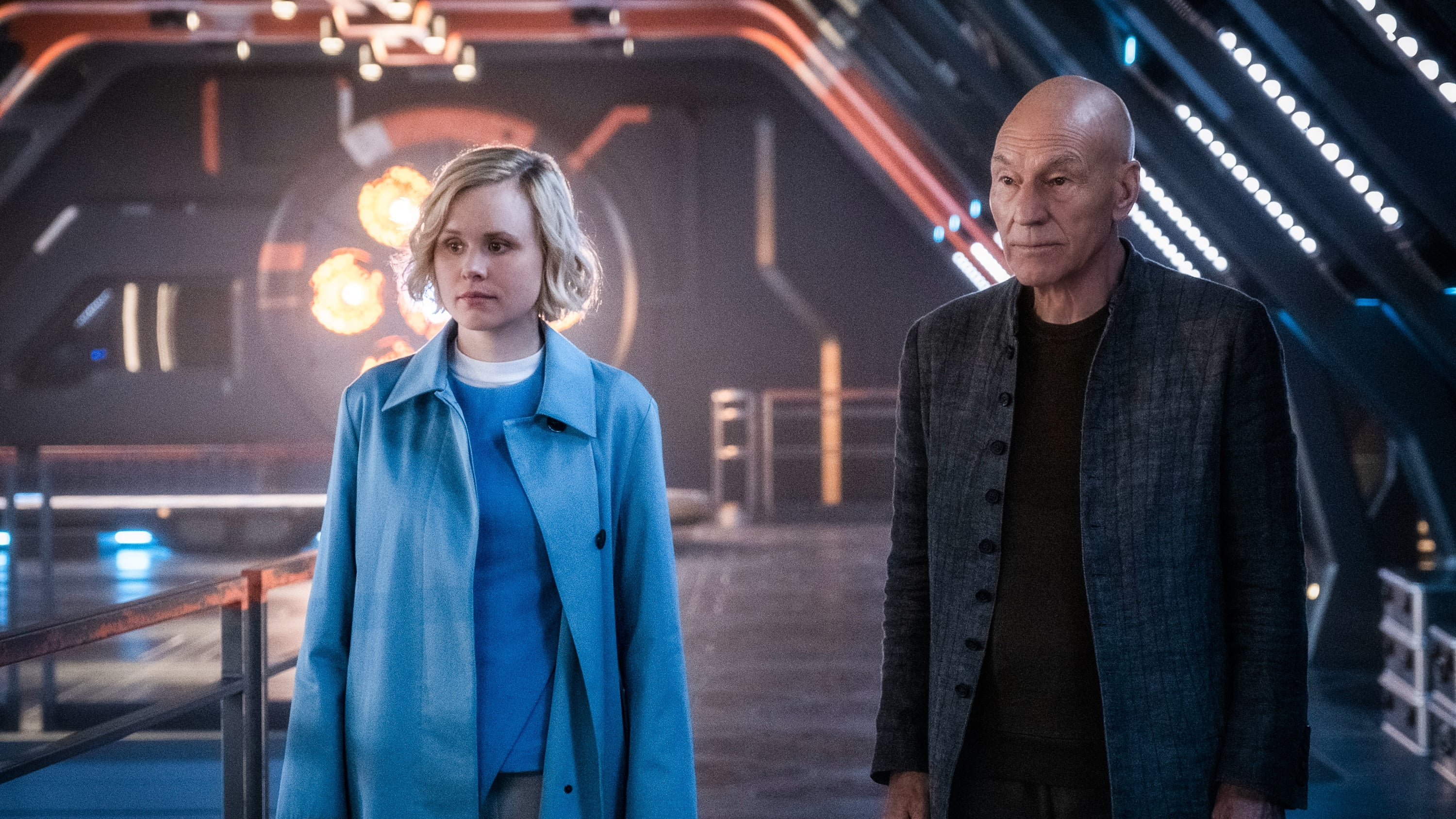 Star Trek: Picard Season 1 :Episode 3  The End Is the Beginning