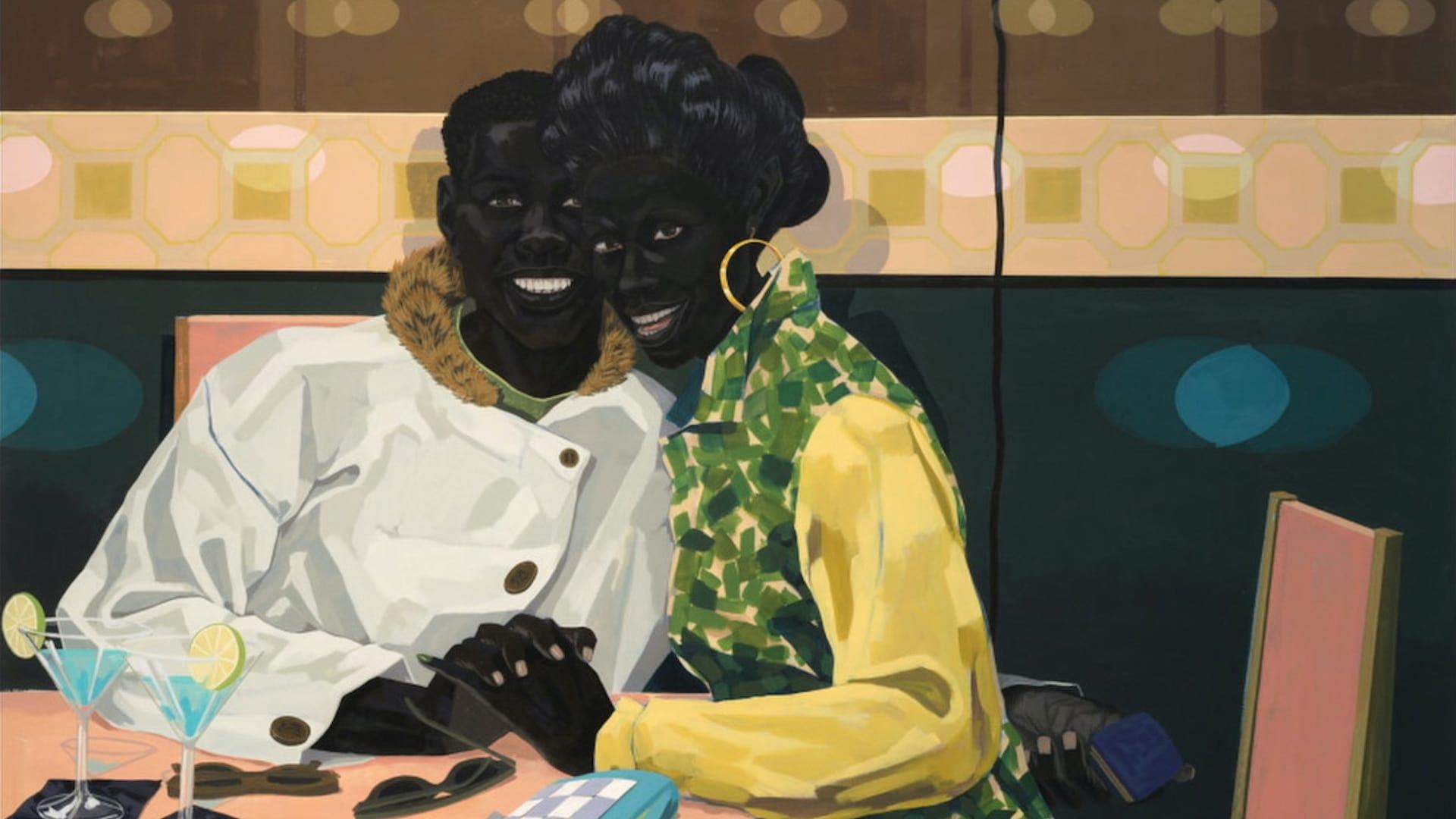 Black Art: In the Absence of Light
