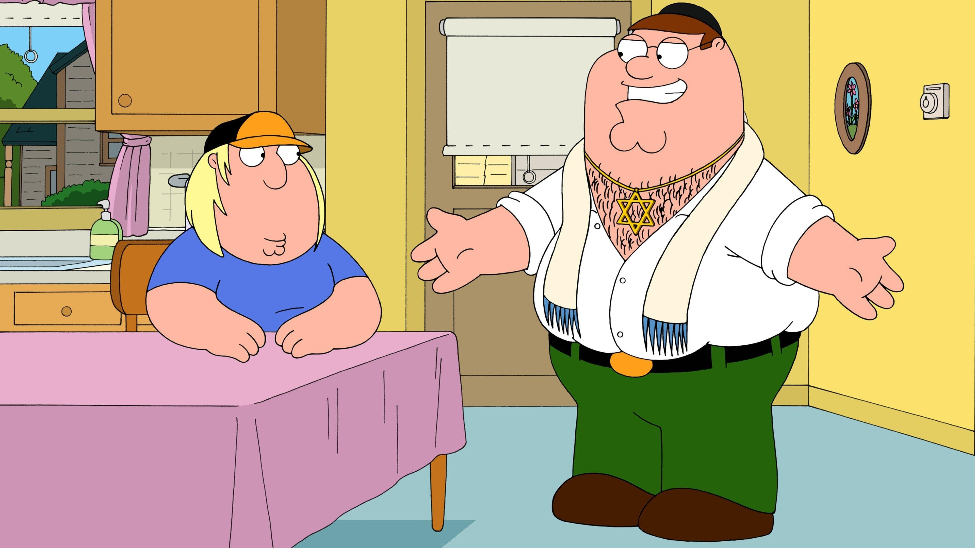 Family Guy - Season 8 Episode 2 : Family Goy