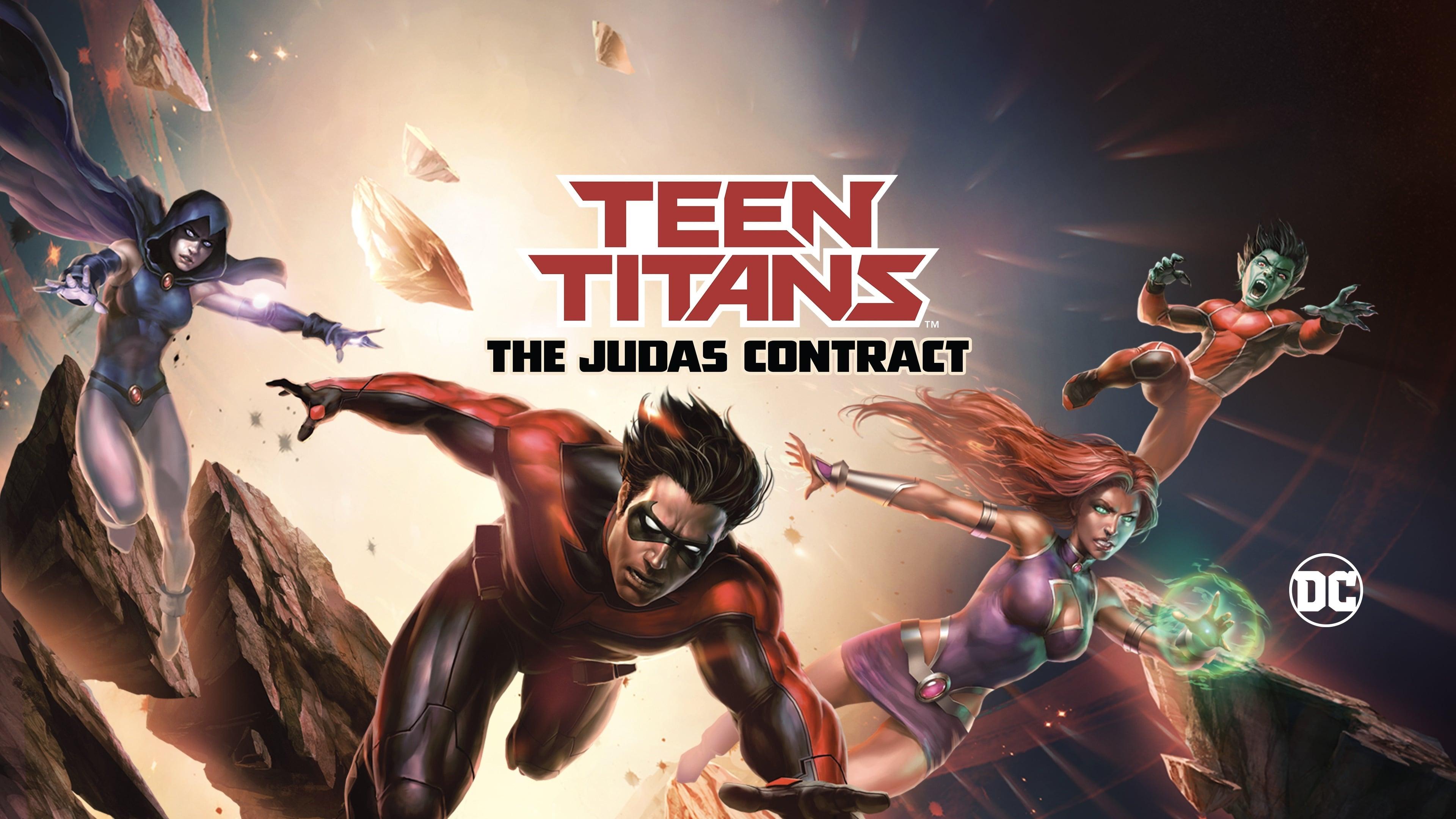 Los Jóvenes Titanes: El Contrato de Judas