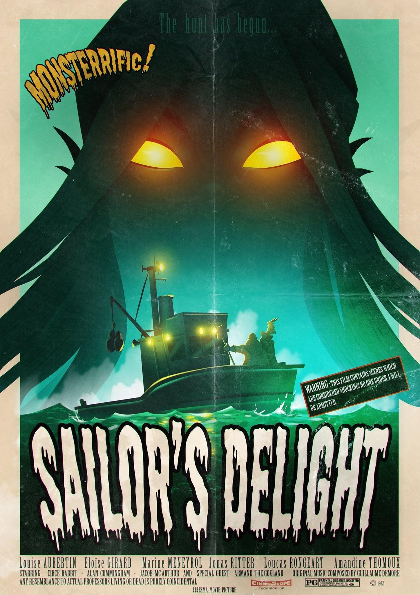 Ver Sailor's Delight Online HD Español ()