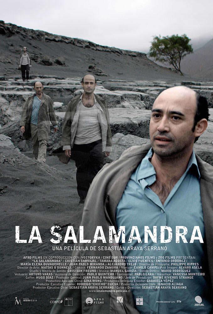 Ver La Salamandra Online HD Español (2015)