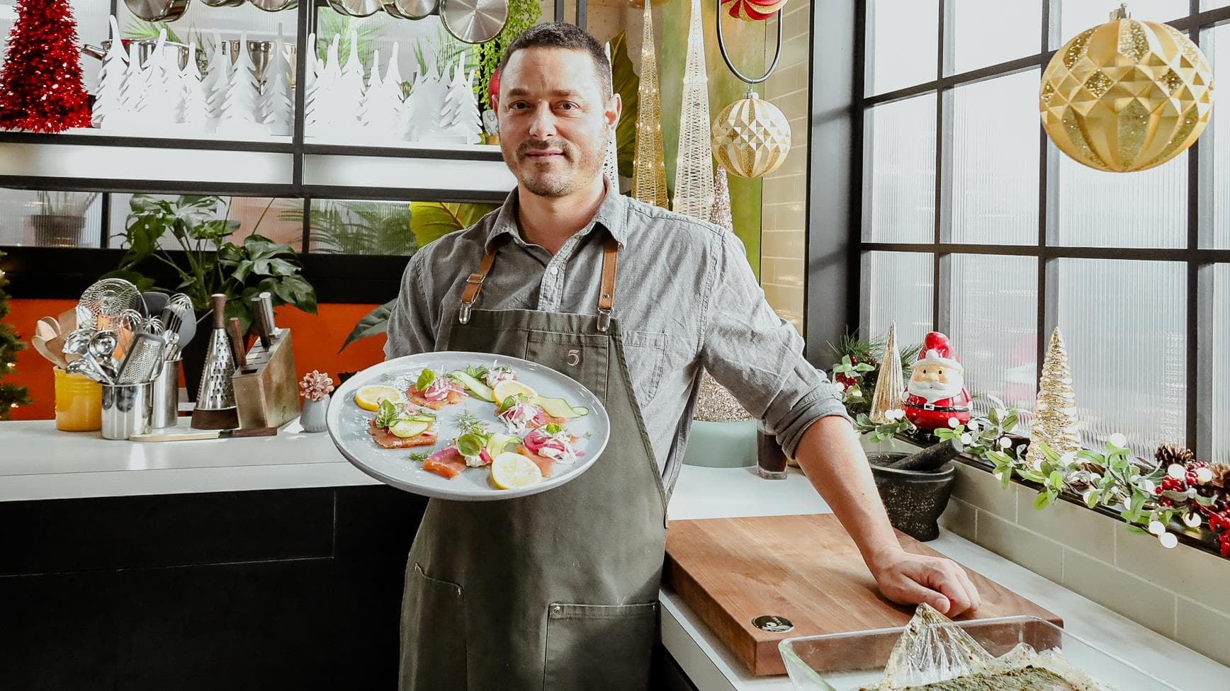 5 chefs dans ma cuisine Season 1 :Episode 60  Episode 60