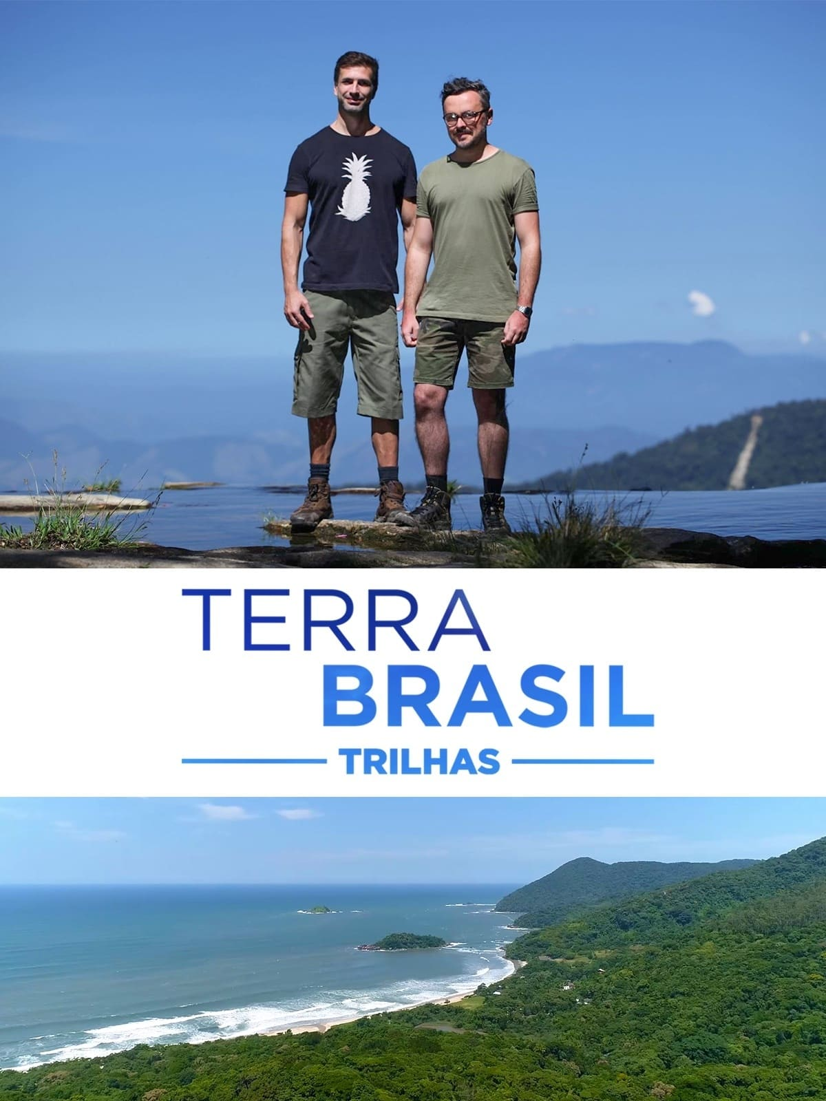 Terra Brasil - Trilhas TV Shows About Travel