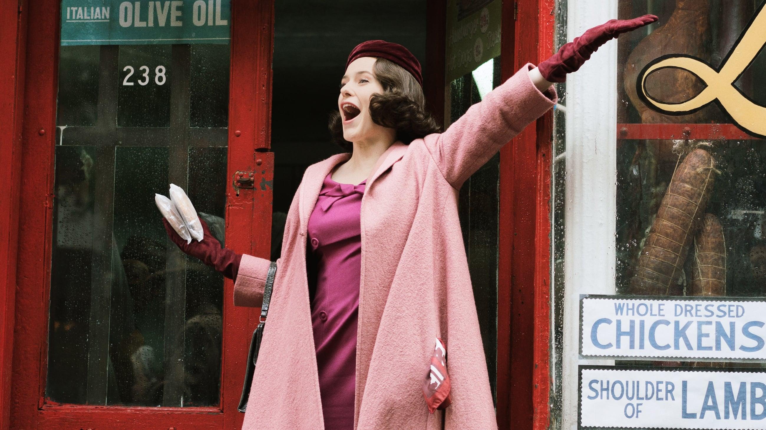 Marvelous Mrs Maisel Staffel 2 Deutsch