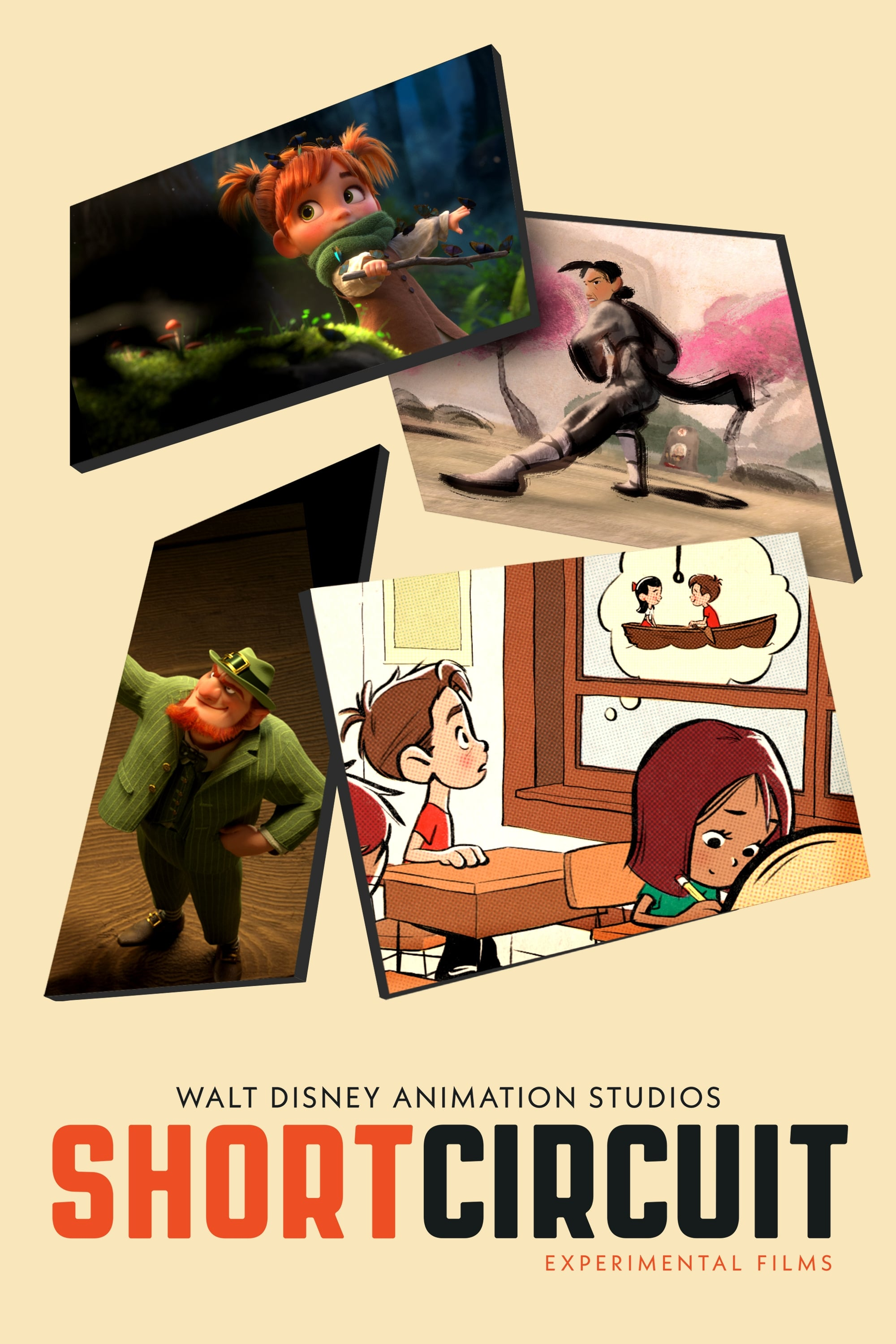 Walt Disney Animation Studios: Short Circuit Experimental Films Season 1