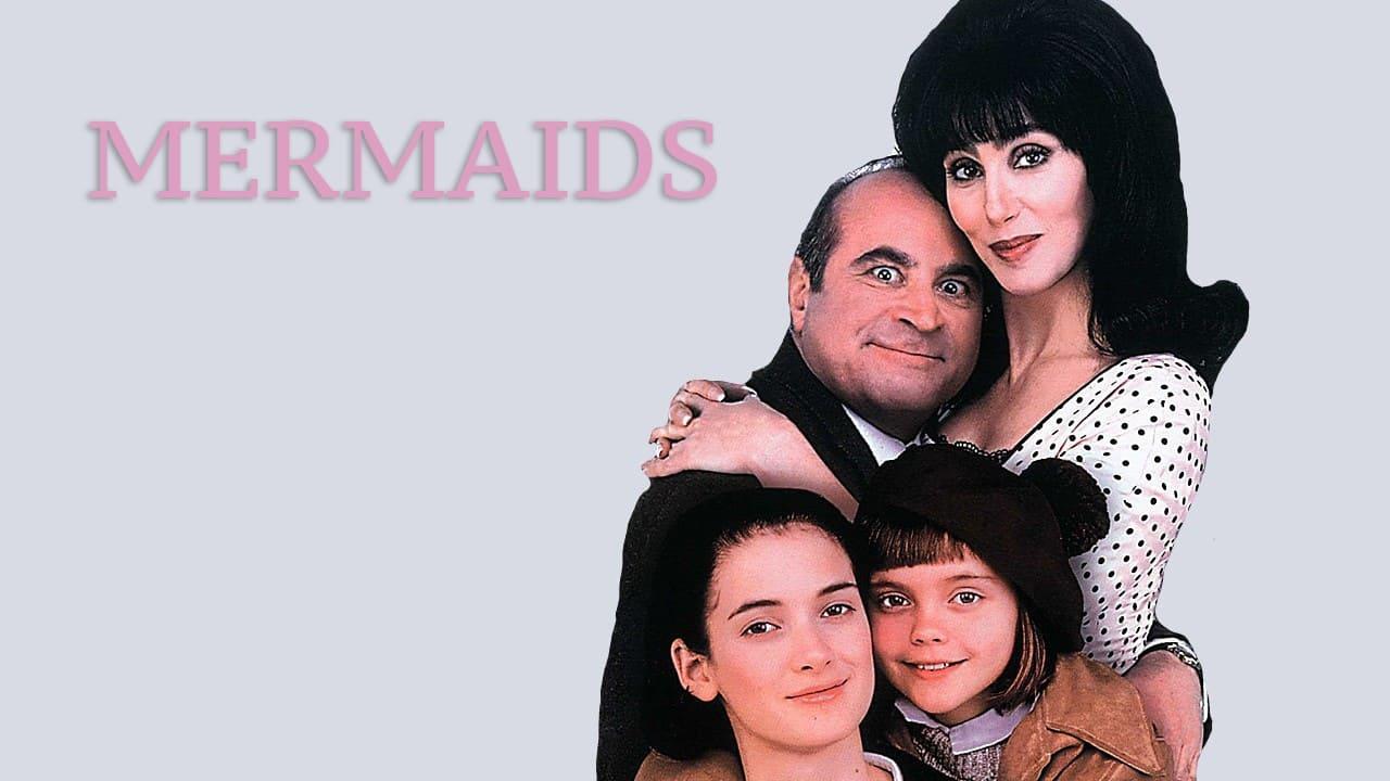 Mermaids (1990) –  Comedy, Drama, Romance