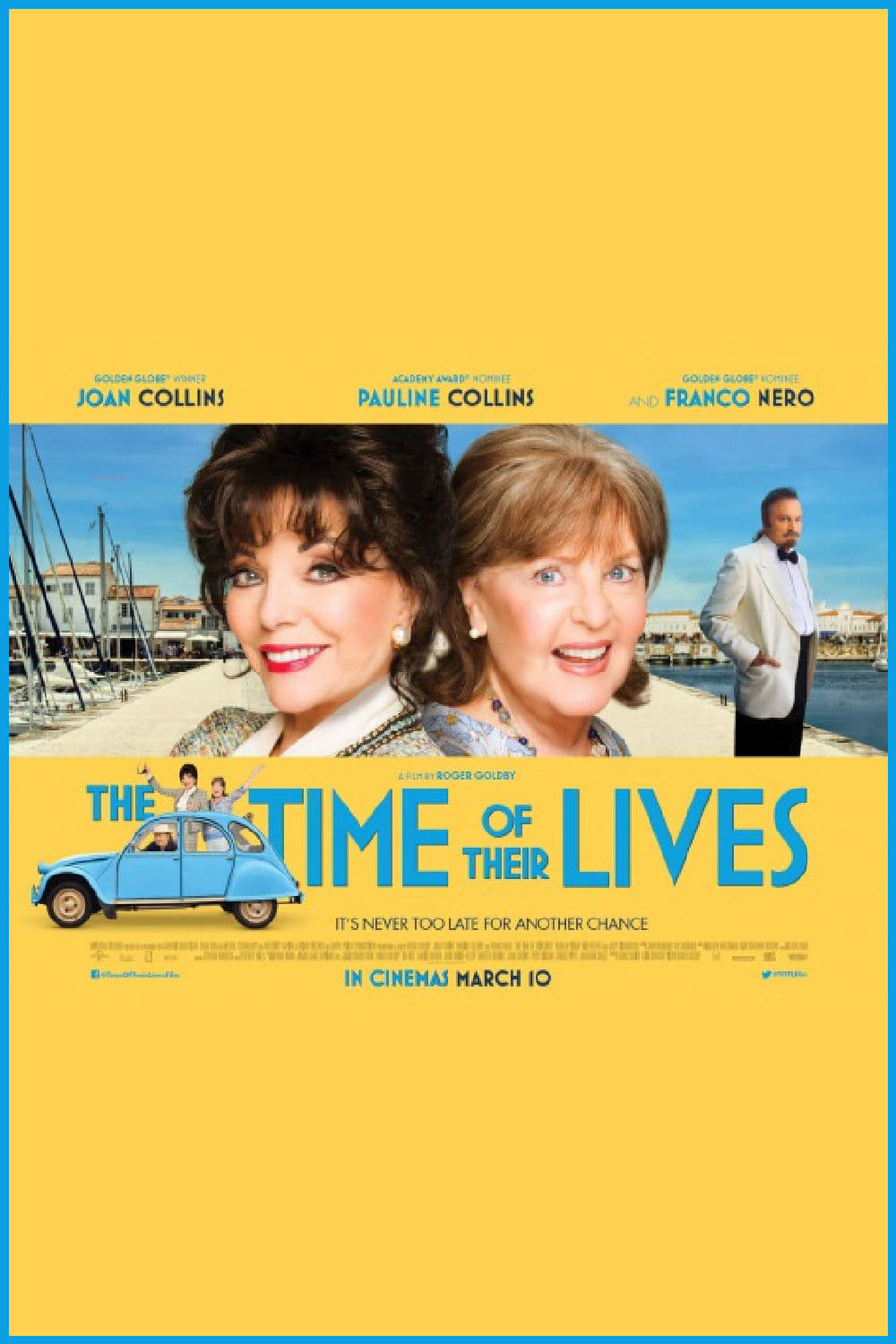 Ver The Time of Their Lives Online HD Español (2014)