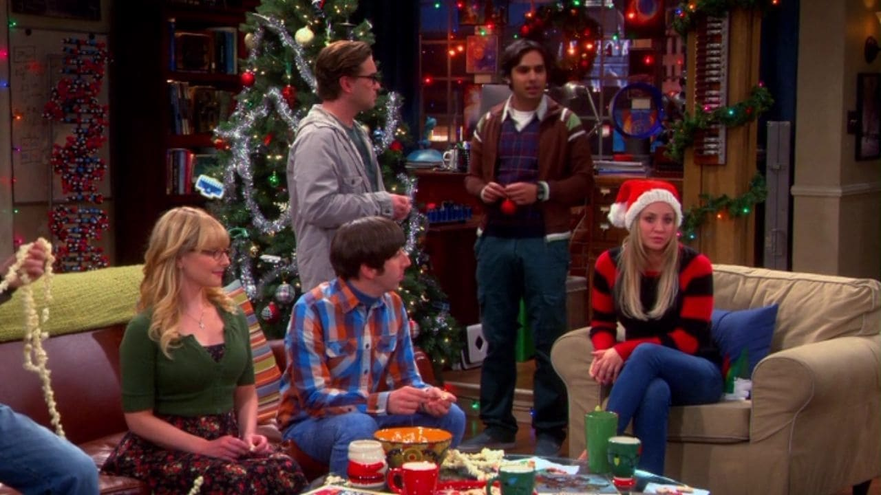 The Big Bang Theory Season 7 :Episode 11  The Cooper Extraction