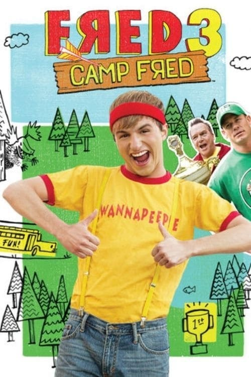 Fred 3 - Camp Fred on FREECABLE TV
