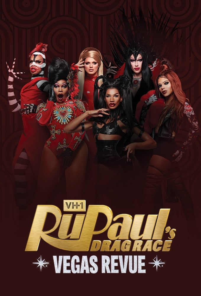 RuPaul's Drag Race: Vegas Revue TV Shows About Lgbt