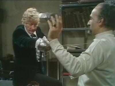 Doctor Who Season 9 :Episode 11  The Sea Devils, Episode Three