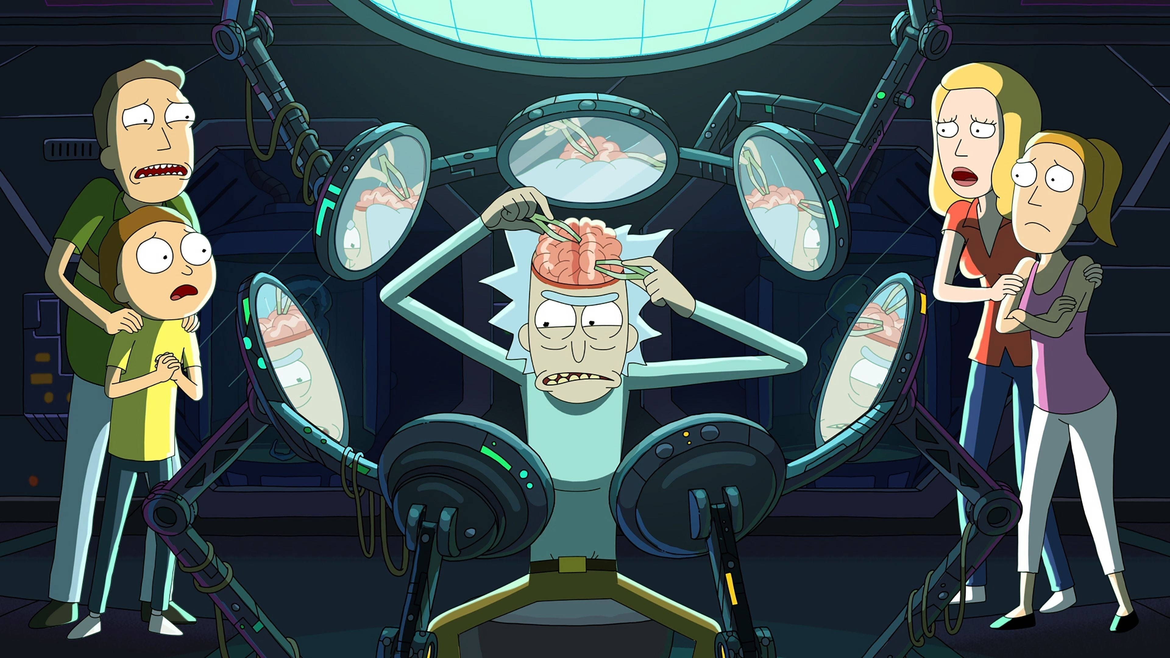 Rick and Morty Season 5 :Episode 2  Mortyplicity