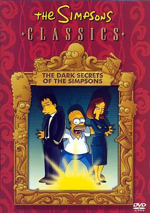 The Simpsons: The Dark Secrets of The Simpsons Trailer