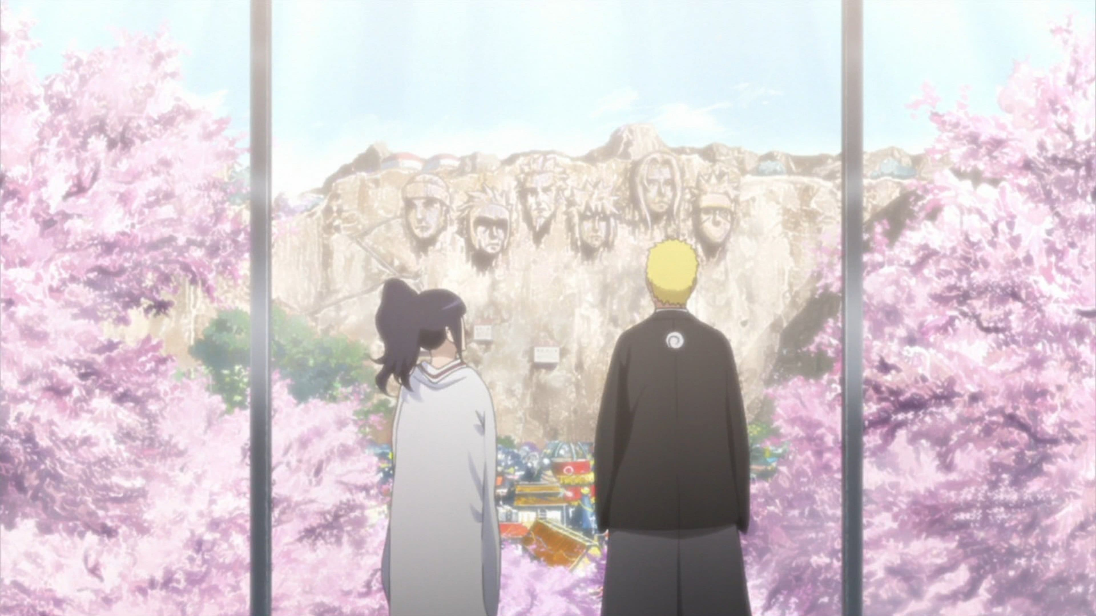 Naruto Shippūden Season 20 :Episode 500  Hidden Leaf Story, The Perfect Day for a Wedding, Part 7: The Message