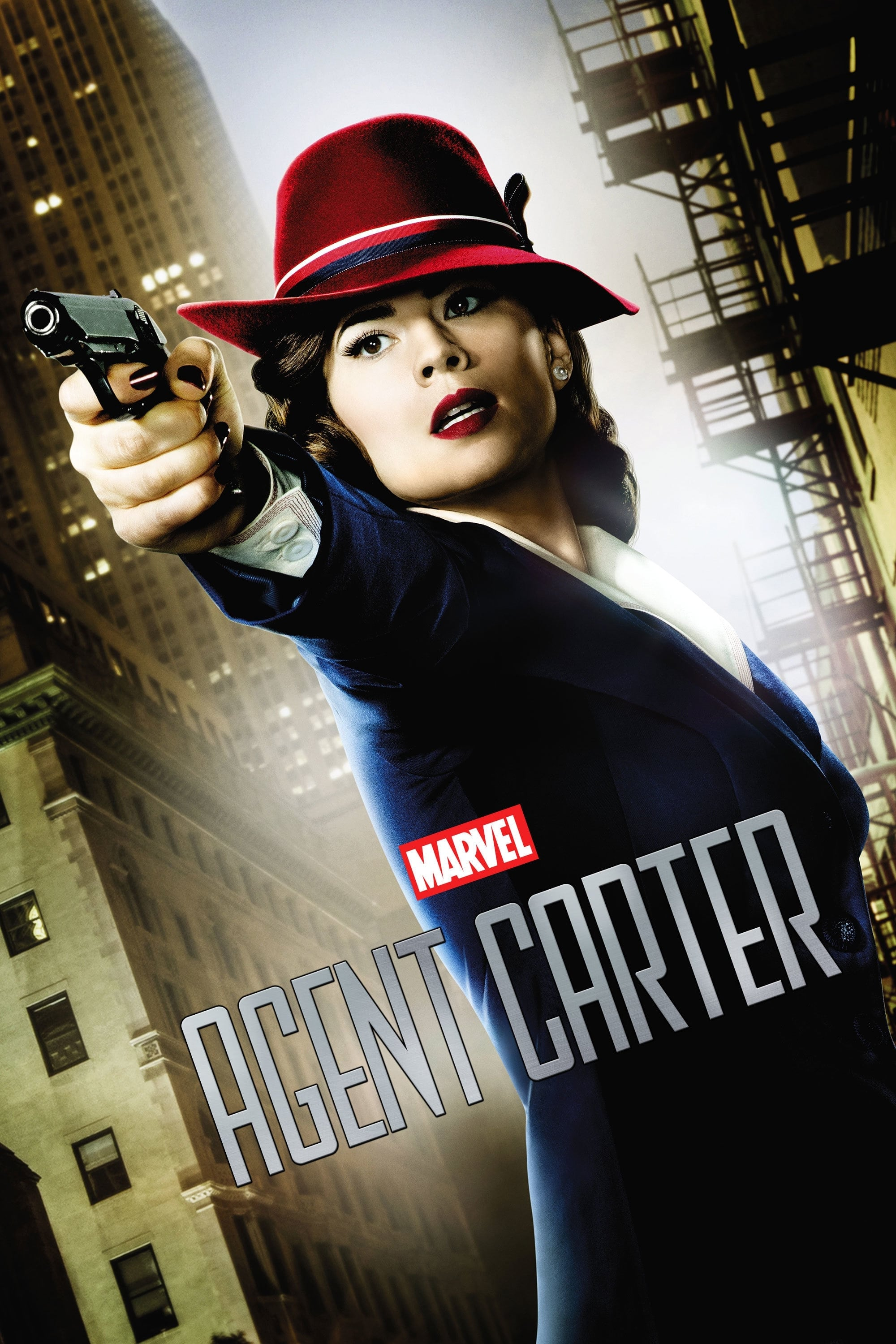 Agent Carter – Todas as Temporadas Dublado / Legendado (2016)