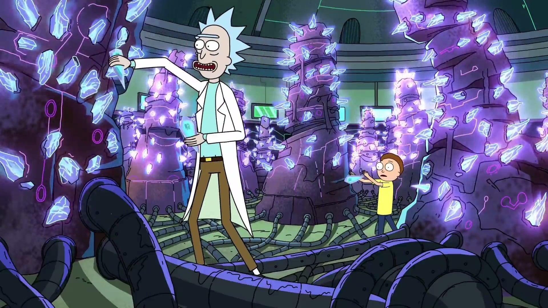 Rick And Morty Kinox.To