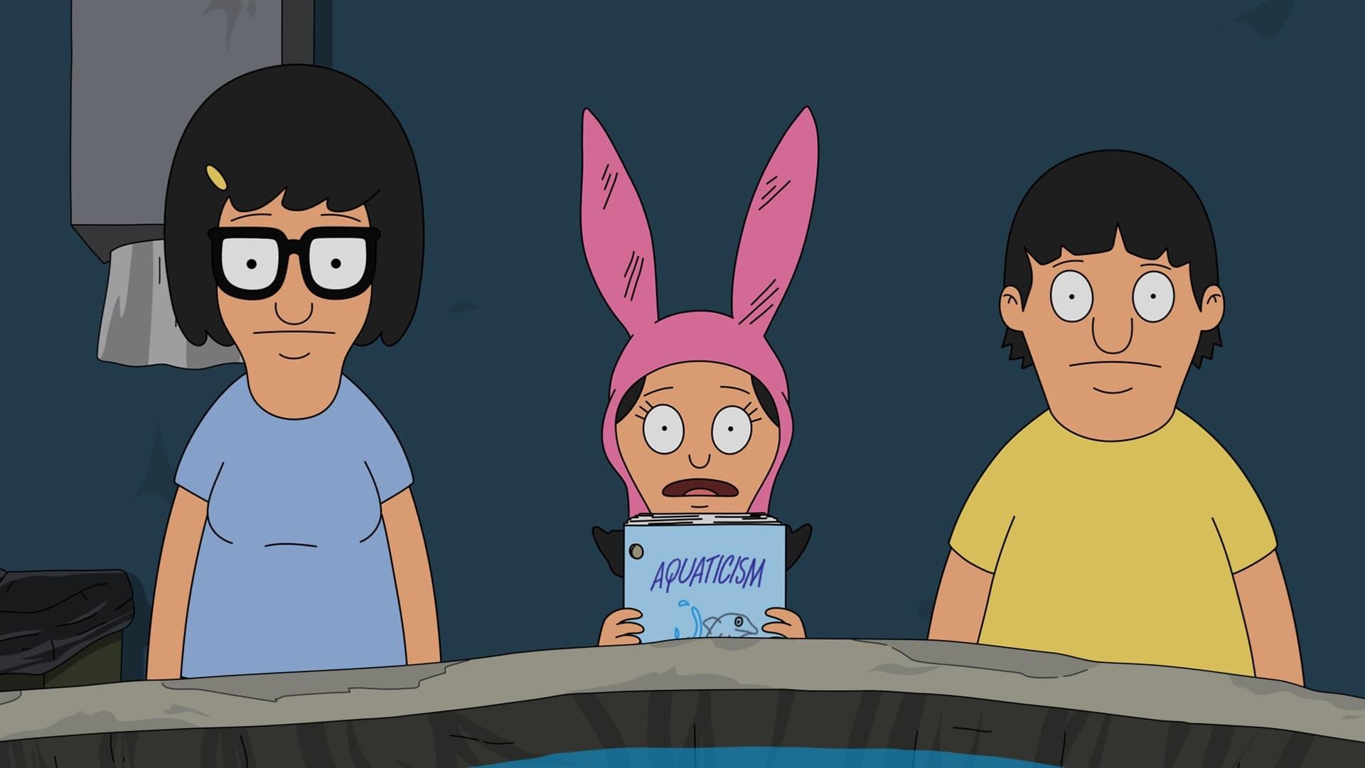 Bob's Burgers - Season 7 Episode 14 : Aquaticism