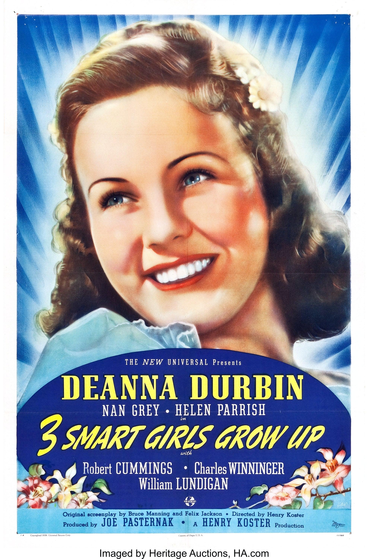 Watch Three Smart Girls Grow Up Online