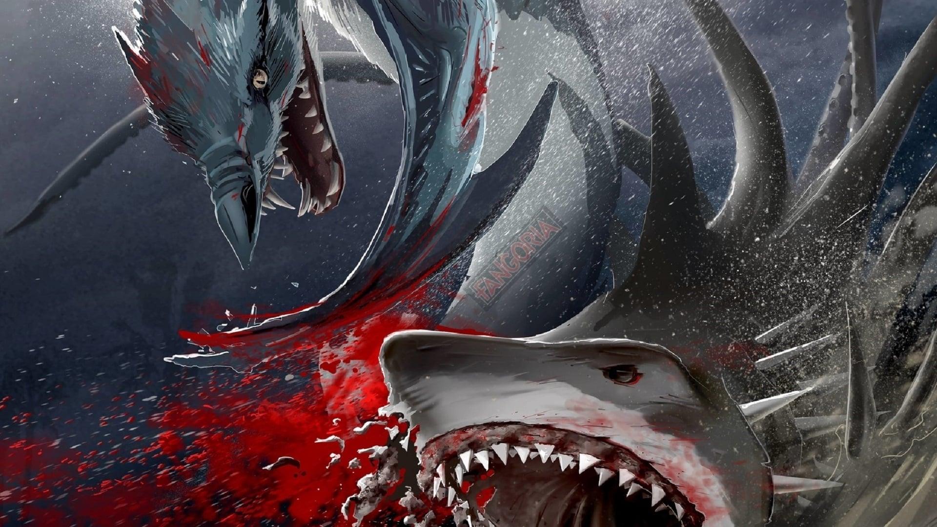 Sharktopus vs. Whalewolf (2015) TORRENT HD Download Movie ...