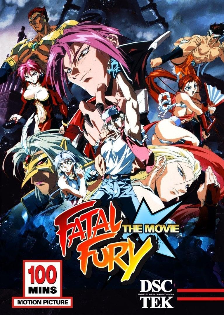 Fatal Fury 3: A Fúria Dublado
