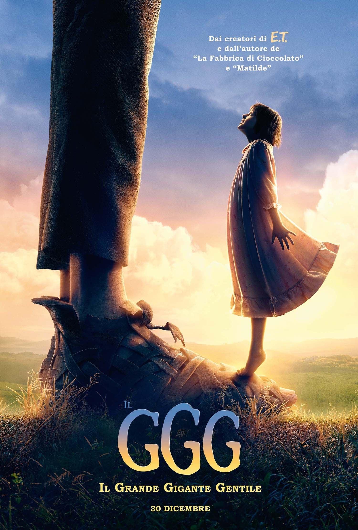 Il GGG – Il Grande Gigante Gentile Streaming