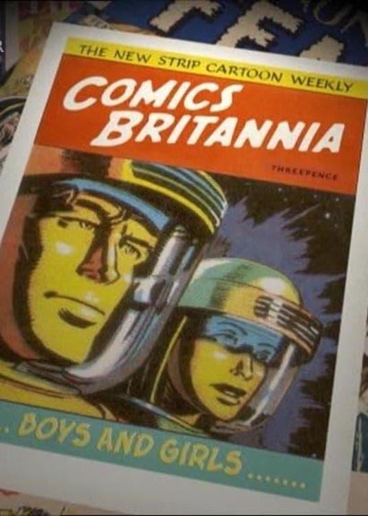 Comics Britannia (2007)