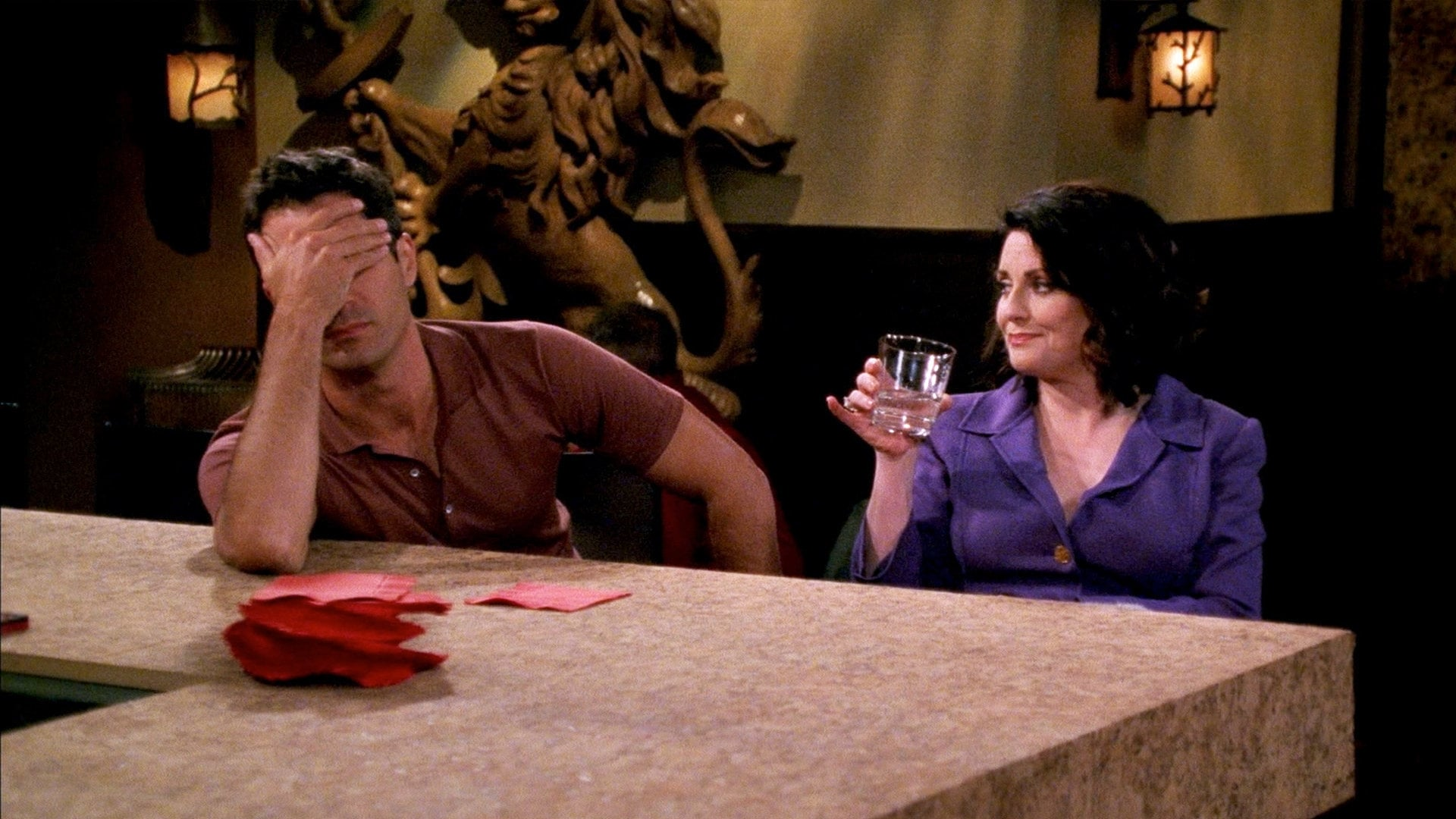 Will & Grace Season 8 :Episode 2  I Second That Emotion