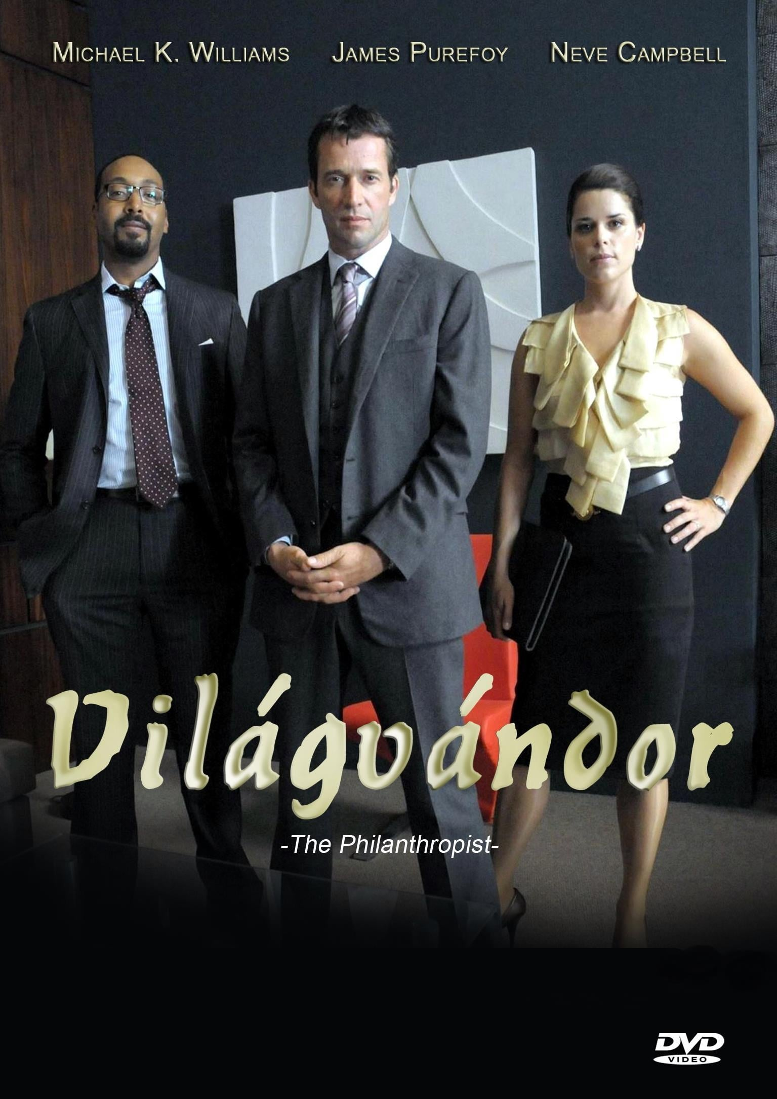 The Philanthropist TV Shows About Wealthy