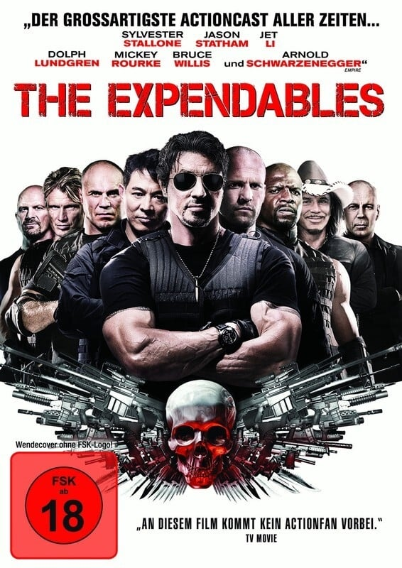 Expendables 3 Deutsch Ganzer Film